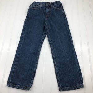 Cat & Jack Boys 6 slim Jeans relaxed straight